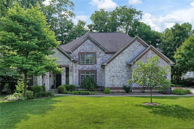 5312 Jefferson Roundabout, Carmel, IN 46033 (MLS #21725220) :: Anthony Robinson & AMR Real Estate Group LLC
