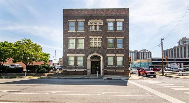 801 N Pennsylvania Street G, Indianapolis, IN 46204 (MLS #21725240) :: The Evelo Team