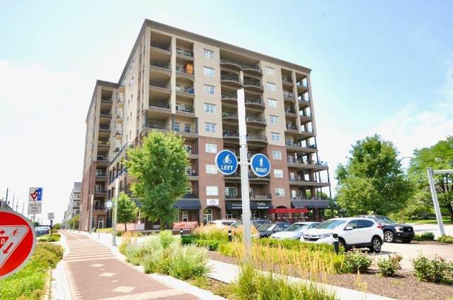 435 Virginia Avenue #302, Indianapolis, IN 46203 (MLS #21725243) :: Richwine Elite Group