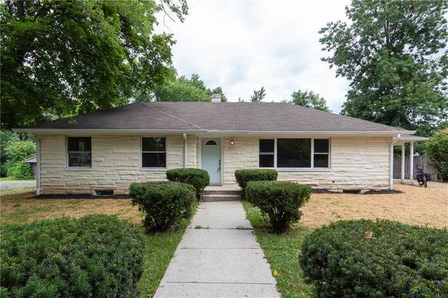 5200 E 42ND Street, Indianapolis, IN 46226 (MLS #21725312) :: Heard Real Estate Team | eXp Realty, LLC