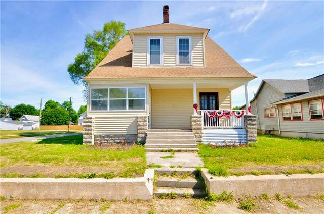 1900 E Main Street, Elwood, IN 46036 (MLS #21725343) :: Mike Price Realty Team - RE/MAX Centerstone