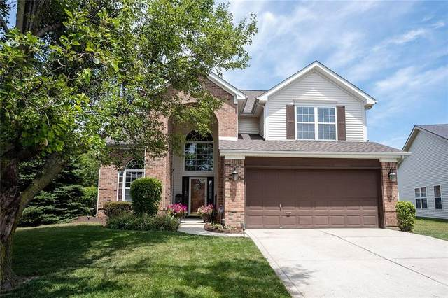 12604 Adirondack Court, Fishers, IN 46037 (MLS #21725376) :: Anthony Robinson & AMR Real Estate Group LLC