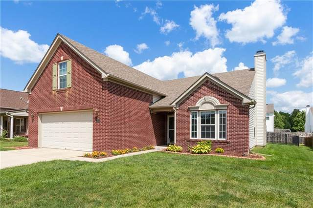 52 Fillmore Way, Westfield, IN 46074 (MLS #21725404) :: David Brenton's Team