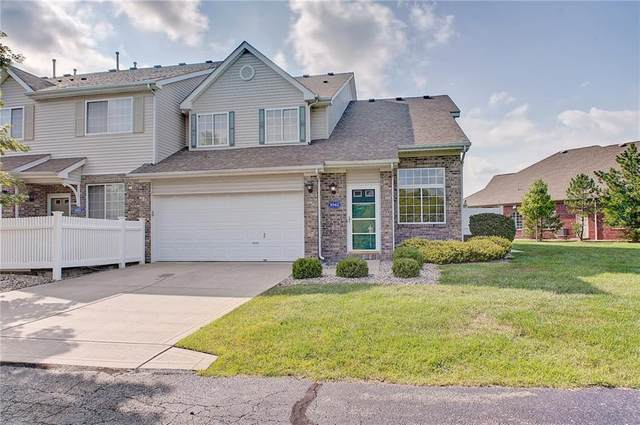 8562 Enclave Boulevard, Fishers, IN 46038 (MLS #21725405) :: AR/haus Group Realty