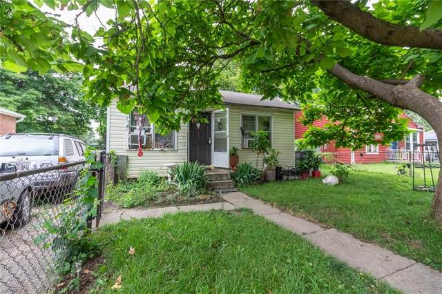 1134 Martin Street, Indianapolis, IN 46227 (MLS #21725413) :: Heard Real Estate Team | eXp Realty, LLC