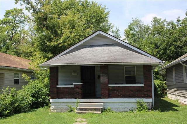 2410 Indianapolis Avenue, Indianapolis, IN 46208 (MLS #21725447) :: Ferris Property Group