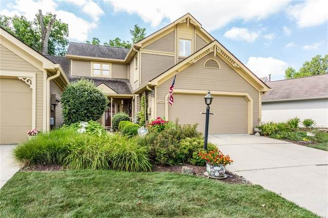 6549 Aintree Terrace, Indianapolis, IN 46250 (MLS #21725480) :: Anthony Robinson & AMR Real Estate Group LLC