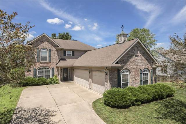 7280 Bobcat Trail Drive, Indianapolis, IN 46237 (MLS #21725482) :: Anthony Robinson & AMR Real Estate Group LLC