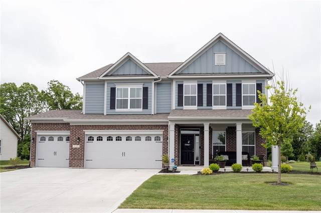 5123 Aegis Drive, Noblesville, IN 46062 (MLS #21725552) :: Mike Price Realty Team - RE/MAX Centerstone