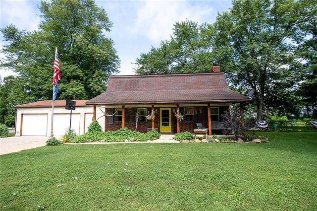 35 Lincoln Hills Drive, Coatesville, IN 46121 (MLS #21725584) :: Mike Price Realty Team - RE/MAX Centerstone