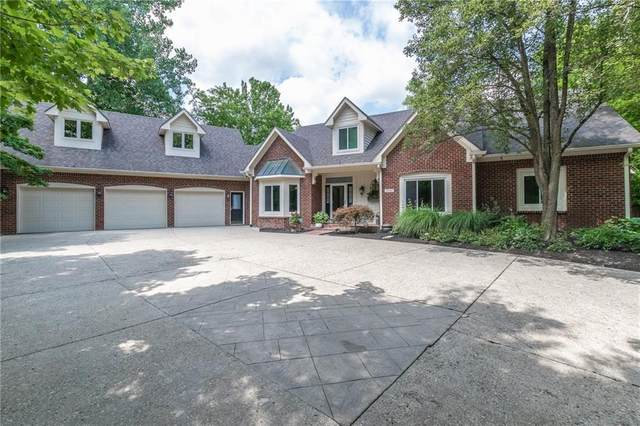 10942 Fall Creek Road, Indianapolis, IN 46256 (MLS #21725597) :: Anthony Robinson & AMR Real Estate Group LLC
