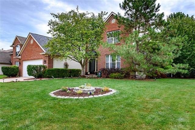 10821 Audrie Court, Fishers, IN 46038 (MLS #21725618) :: Mike Price Realty Team - RE/MAX Centerstone