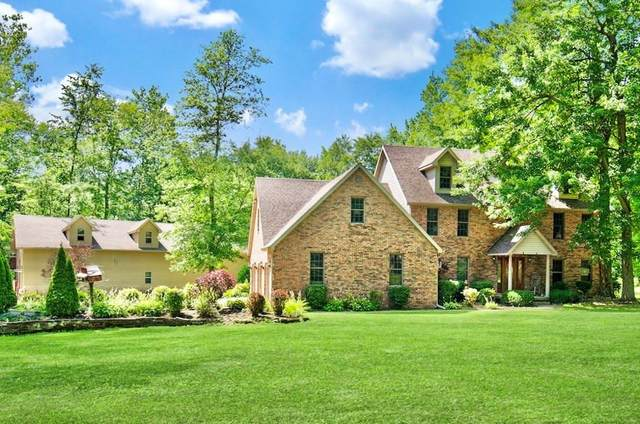 1218 W Golden Oaks Drive, Brazil, IN 47834 (MLS #21725624) :: Mike Price Realty Team - RE/MAX Centerstone