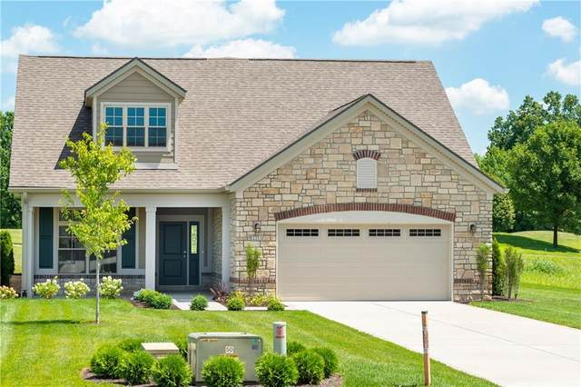 2253 Heather Glen Way, Franklin, IN 46131 (MLS #21725633) :: David Brenton's Team