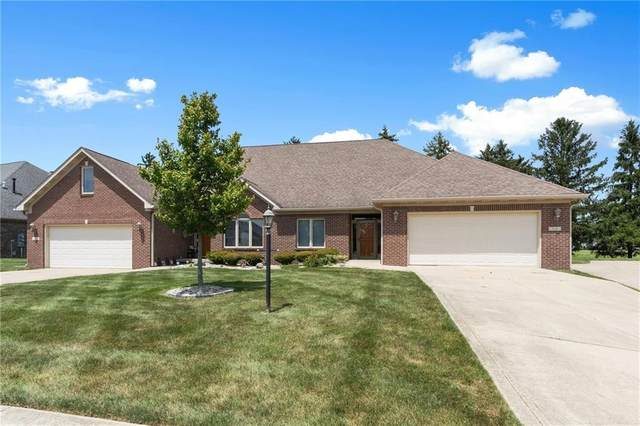 515 Cherry Blossom Lane 2B, Fortville, IN 46040 (MLS #21725640) :: AR/haus Group Realty