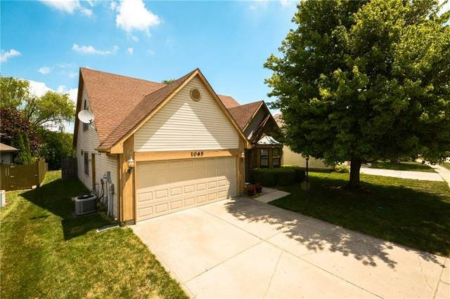 1065 Berwyn Road, New Whiteland, IN 46184 (MLS #21725644) :: David Brenton's Team