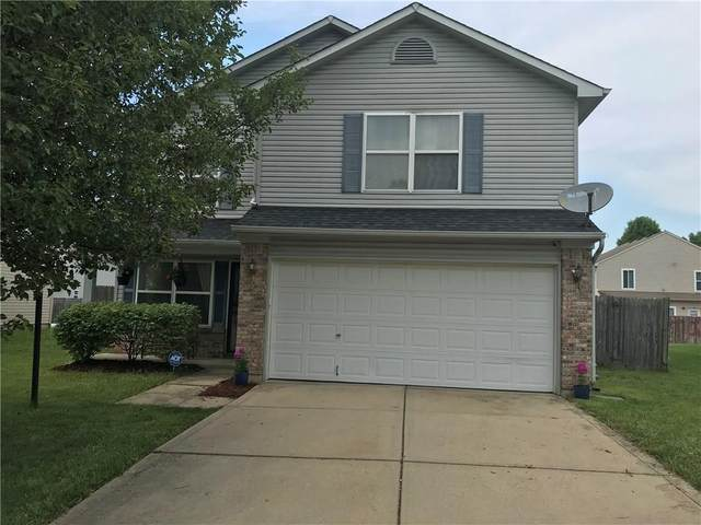 11124 Waterfield Place, Indianapolis, IN 46235 (MLS #21725660) :: Anthony Robinson & AMR Real Estate Group LLC