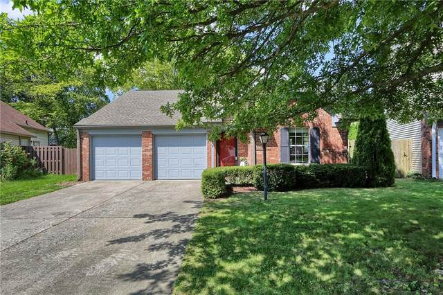 9788 Pine Ridge North Drive, Fishers, IN 46038 (MLS #21725686) :: AR/haus Group Realty