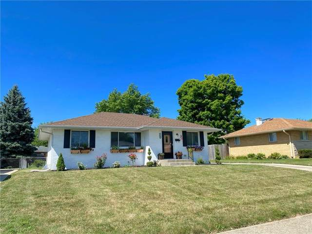 510 Memorial Drive, Beech Grove, IN 46107 (MLS #21725710) :: Anthony Robinson & AMR Real Estate Group LLC