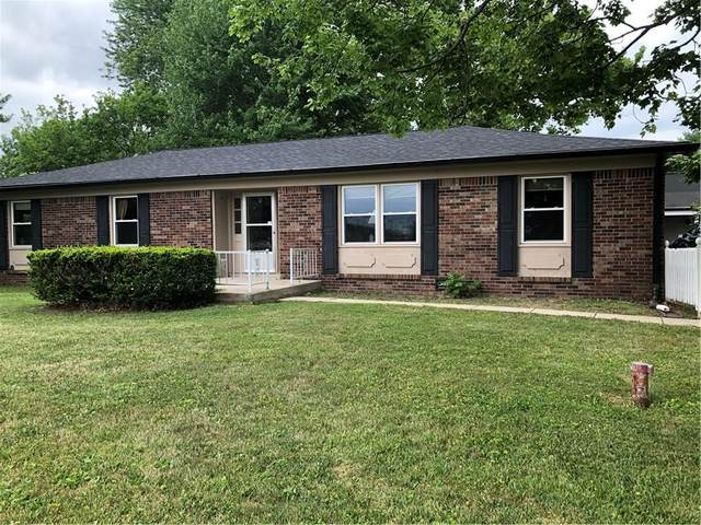 10352 N County Road 1025 E, Brownsburg, IN 46112 (MLS #21725746) :: Mike Price Realty Team - RE/MAX Centerstone