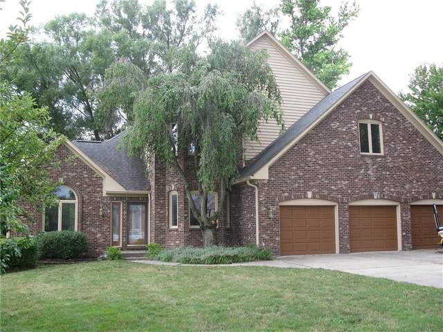 326 Pebble Brook Circle, Noblesville, IN 46062 (MLS #21725750) :: Richwine Elite Group