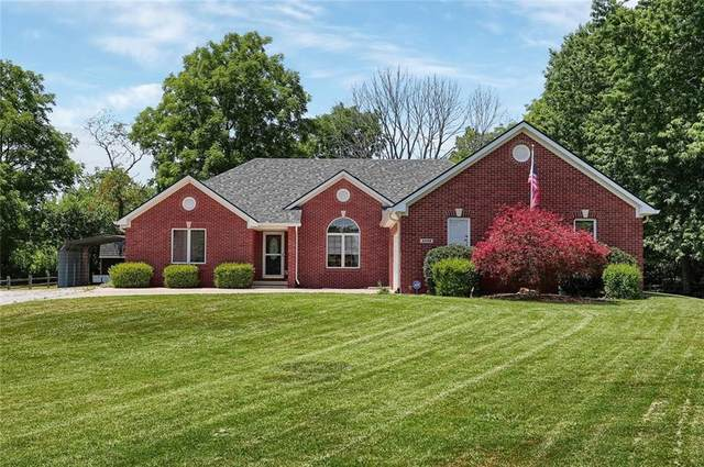 4998 S State Road 39, Clayton, IN 46118 (MLS #21725754) :: The Indy Property Source