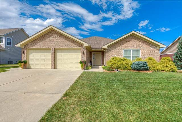 1415 Bontrager Lane, Shelbyville, IN 46176 (MLS #21725758) :: HergGroup Indianapolis