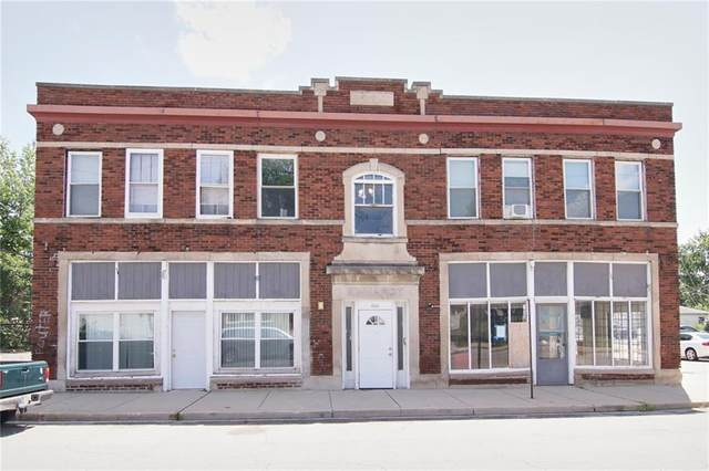 1621 S East Street, Indianapolis, IN 46225 (MLS #21725784) :: David Brenton's Team