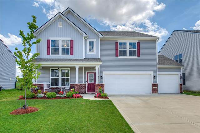 2371 Creek Bank Drive, Columbus, IN 47201 (MLS #21725798) :: Anthony Robinson & AMR Real Estate Group LLC
