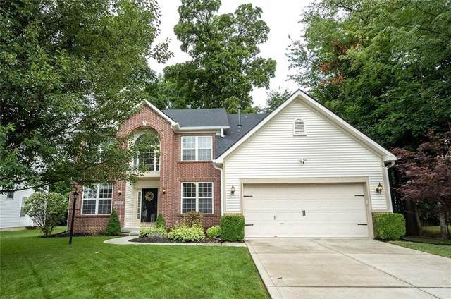 13866 Barberry Court, Carmel, IN 46033 (MLS #21725807) :: Mike Price Realty Team - RE/MAX Centerstone