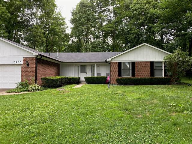 5290 Tony Court, Greenwood, IN 46143 (MLS #21725808) :: Anthony Robinson & AMR Real Estate Group LLC