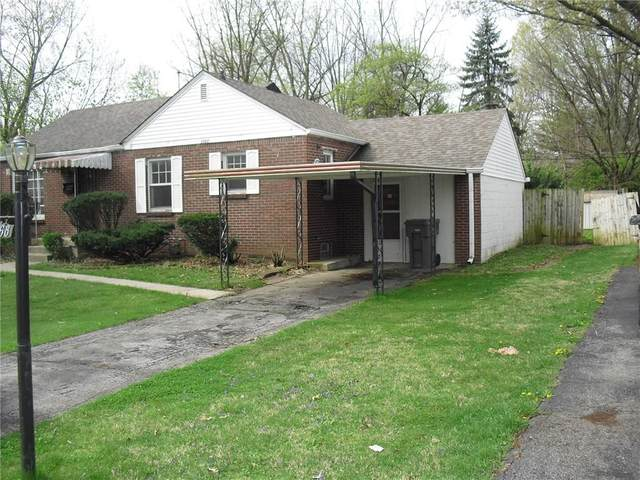 2868 Medford Avenue, Indianapolis, IN 46222 (MLS #21725818) :: Mike Price Realty Team - RE/MAX Centerstone