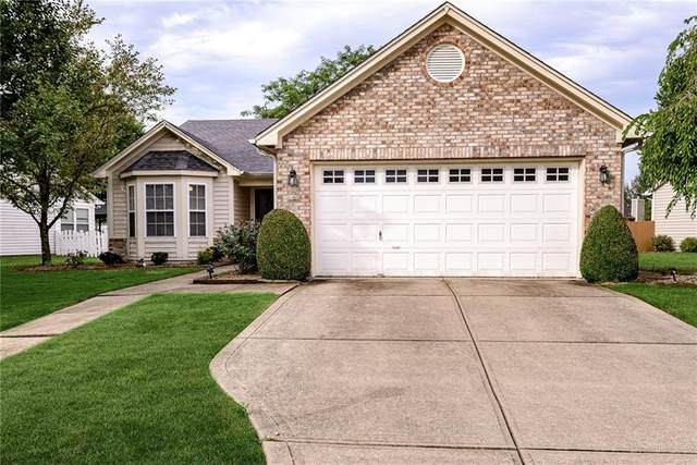 10709 Springston Court, Fishers, IN 46038 (MLS #21725857) :: Dean Wagner Realtors