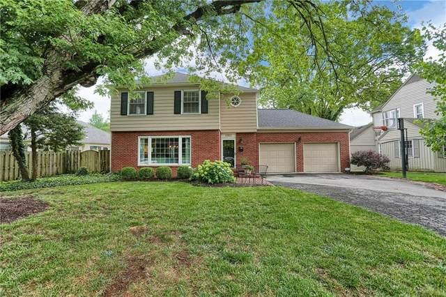 6965 N Washington Boulevard, Indianapolis, IN 46220 (MLS #21725859) :: Anthony Robinson & AMR Real Estate Group LLC