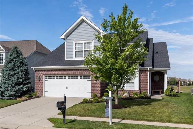 9362 Crystal River Drive, Indianapolis, IN 46240 (MLS #21725874) :: Mike Price Realty Team - RE/MAX Centerstone