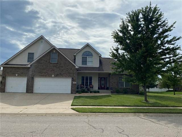 3724 Arapahoe Trail, Columbus, IN 47203 (MLS #21725892) :: Anthony Robinson & AMR Real Estate Group LLC
