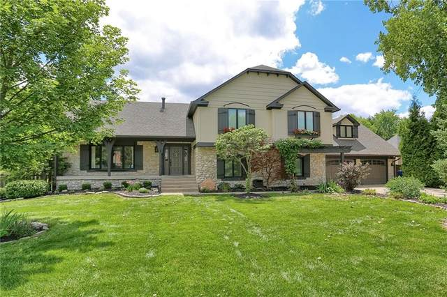 4879 Woodfield Drive, Carmel, IN 46033 (MLS #21725937) :: Anthony Robinson & AMR Real Estate Group LLC
