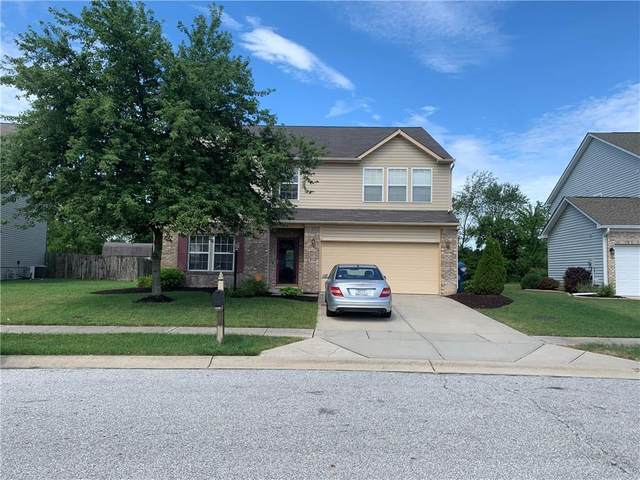 928 Freestone Drive, Indianapolis, IN 46239 (MLS #21725947) :: Mike Price Realty Team - RE/MAX Centerstone
