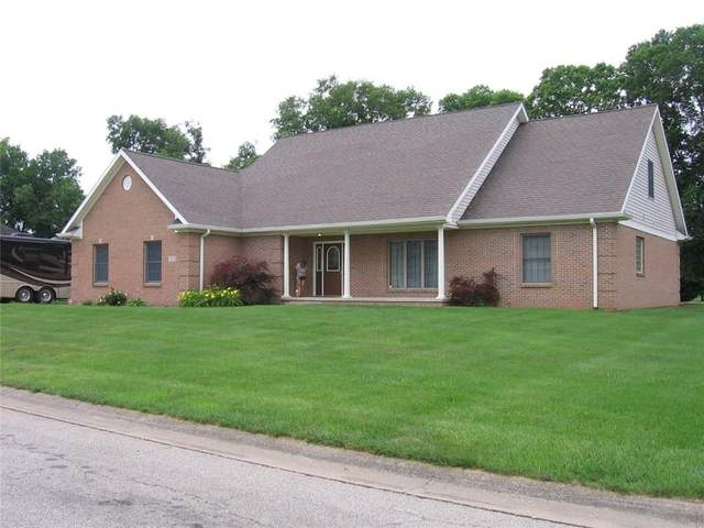 691 S Golf Boulevard, Crawfordsville, IN 47933 (MLS #21725955) :: Corbett & Company