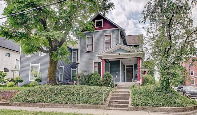2036 N Talbott Street, Indianapolis, IN 46202 (MLS #21725957) :: David Brenton's Team