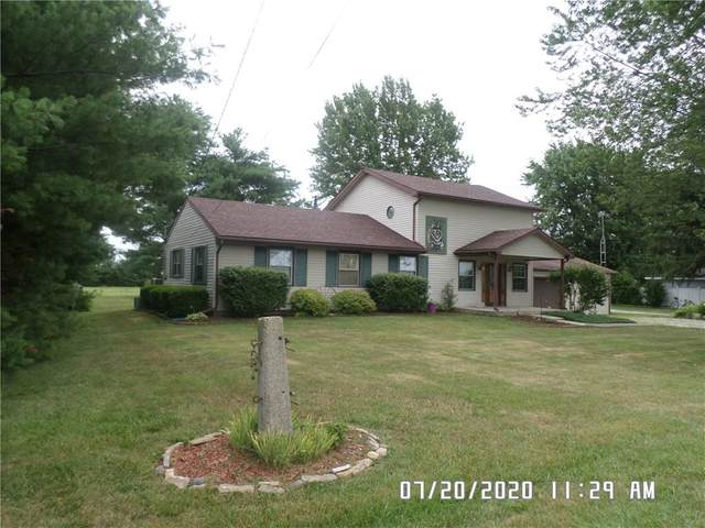 10884 N Porter Drive, Alexandria, IN 46001 (MLS #21725974) :: Mike Price Realty Team - RE/MAX Centerstone