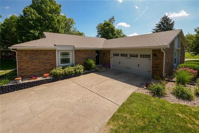 504 Oak Boulevard South Drive, Greenfield, IN 46140 (MLS #21726026) :: Dean Wagner Realtors