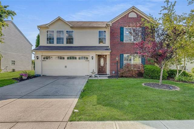 267 Brookview Drive, Brownsburg, IN 46112 (MLS #21726050) :: Anthony Robinson & AMR Real Estate Group LLC