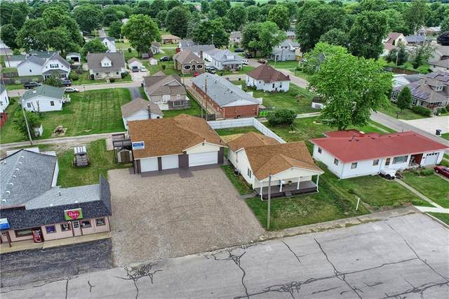 84 N Main Street, Bargersville, IN 46106 (MLS #21726071) :: Richwine Elite Group