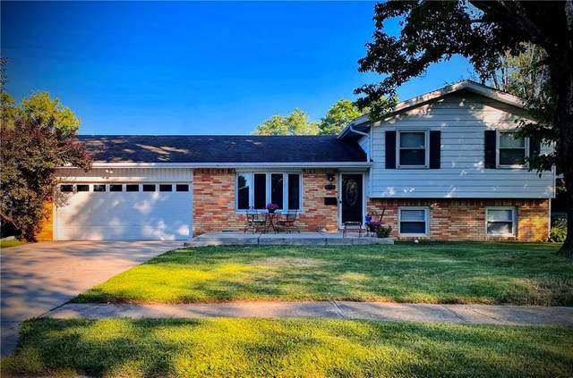 1507 St John Court, Beech Grove, IN 46107 (MLS #21726102) :: Anthony Robinson & AMR Real Estate Group LLC