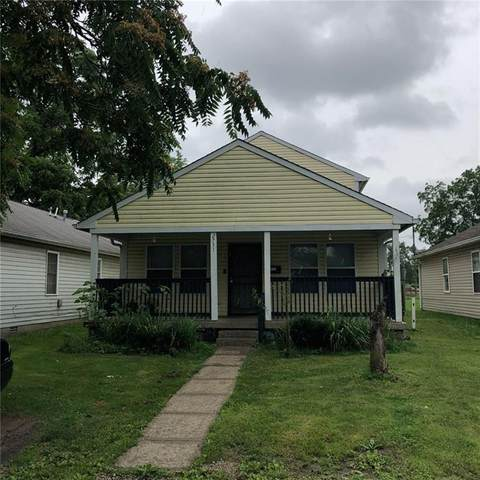 2731 N Denny Street, Indianapolis, IN 46218 (MLS #21726118) :: Mike Price Realty Team - RE/MAX Centerstone