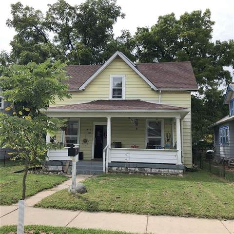 428 N Chester Avenue, Indianapolis, IN 46201 (MLS #21726133) :: Anthony Robinson & AMR Real Estate Group LLC
