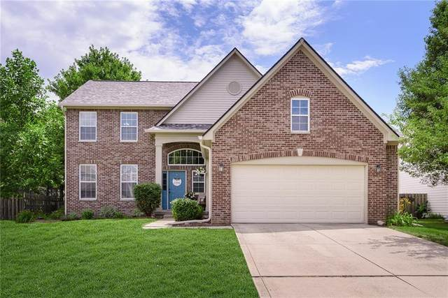11389 Whitewater Way, Fishers, IN 46038 (MLS #21726148) :: Anthony Robinson & AMR Real Estate Group LLC