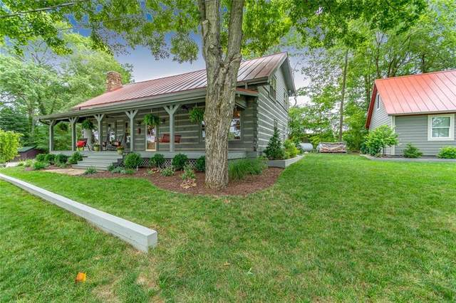4205 Watson Road, Nashville, IN 47448 (MLS #21726153) :: Anthony Robinson & AMR Real Estate Group LLC