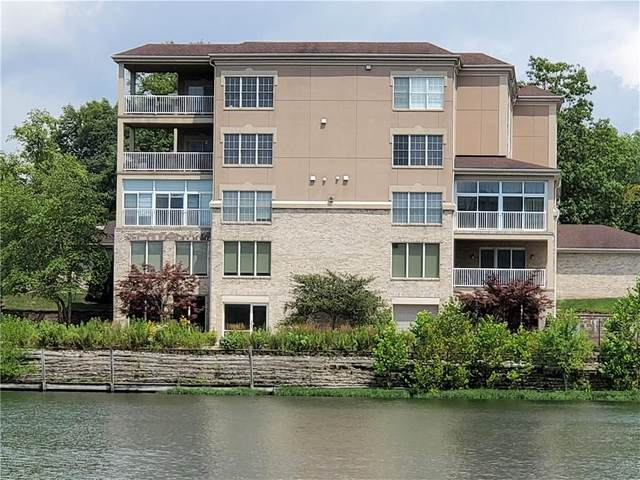 6720 Page Boulevard #202, Indianapolis, IN 46220 (MLS #21726167) :: The Evelo Team